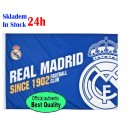 Official authentic Real Madrid Established Flag
