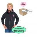 Official Authentic FC Bayern Munchen Softshell Jacket,  Kids