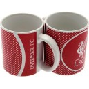 Official authentic Mug FC Liverpool, Logo
