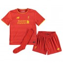 Official authentic Liverpool Mini Kit 2016/17 home, Kids