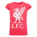 Official Authentic FC Liverpool T-Shirt, Kids