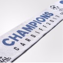 Official Authentic Scarf Real Madrid, Champions League Winners 2017, Adidas