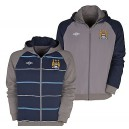 Jacket Manchester City, Umbro, Reversible